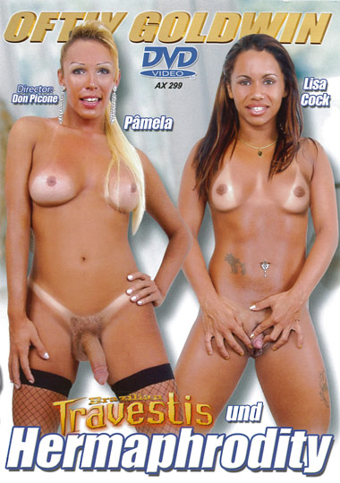 Brazilian Travestis Und Hermaphrodity cover