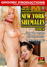 Tony Vee's New York Shemales 3