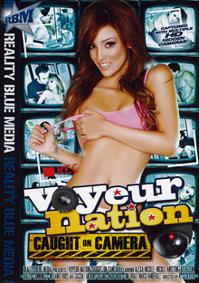 Voyeur Nation Caught On Camera cover