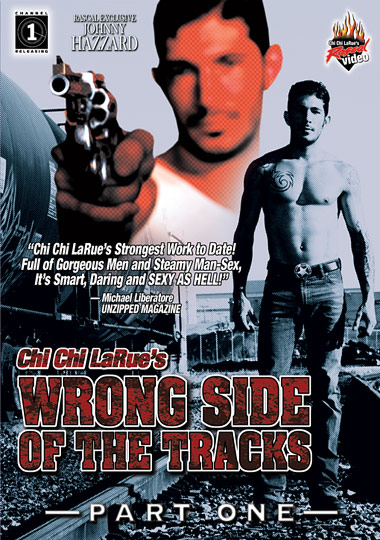 Wrong Side of the Tracks 1 Cover Front