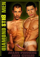 Diamond STR8 Men: Allan Parkers Julio Carillo