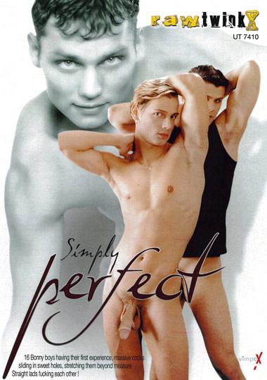Simply Perfect Cover Front