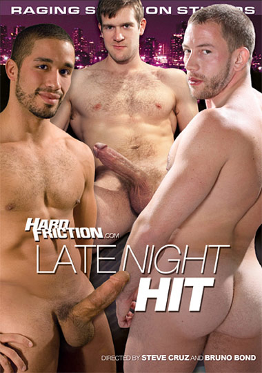 Late Night Hit Cover Front
