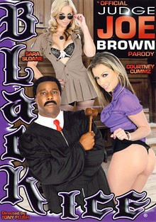 Official Judge Joe Brown Parody cover
