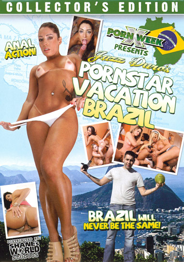 Porn Week: Jazz Duro's Pornstar Vacation Brazil cover