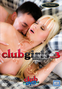 Club Girls Hardcore 3 cover