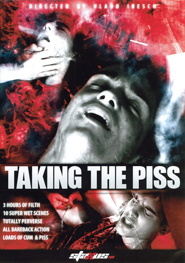 Taking The Piss Cover Front