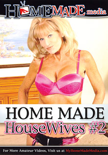 Home Made House Wives 2 cover