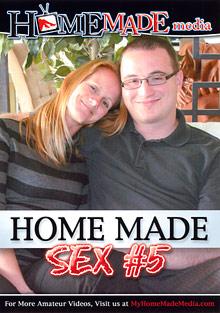 Home Made Sex 5 cover