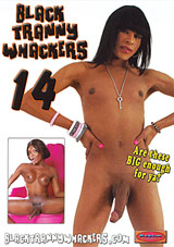 Black Tranny Whackers 14