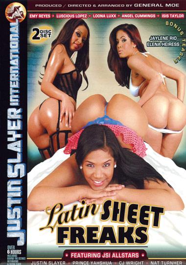 Latin Sheet Freaks cover