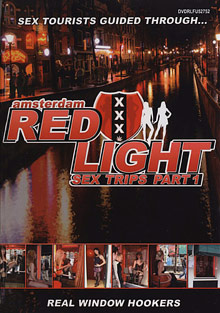 Amsterdam Red Light Sex Trips cover