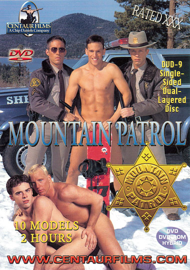 Mountain Patrol Cover Front