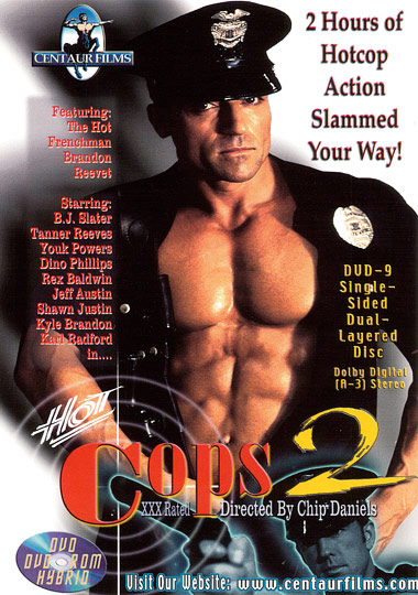 Hot Cops 2 This Time the Laws Gone Too Far Cover Front