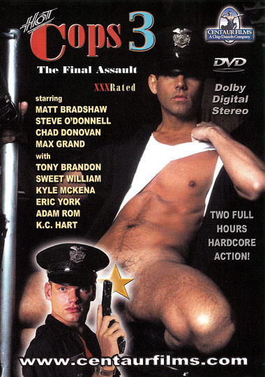 Hot Cops 3 The Final Assault Cover Front