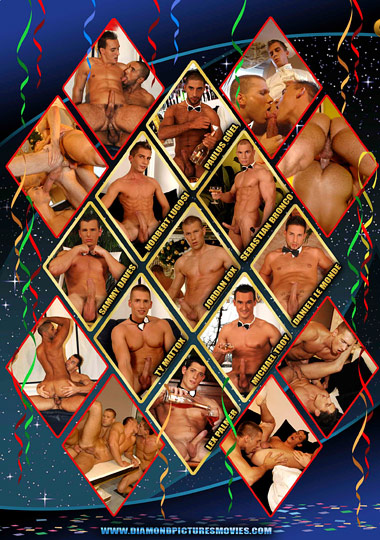 Hunky New Year Cover Back