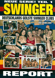 Swinger Report cover