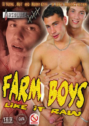 Farm Boys Like It Raw Cover Front