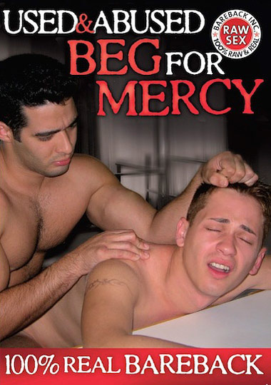 Used and Abused Beg for Mercy Cover Front
