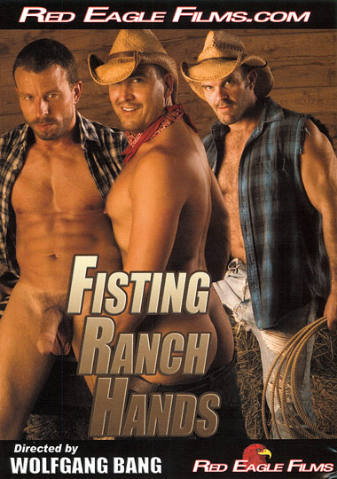 Fisting Ranch Hands Cover Front