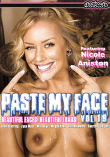 Paste My Face 19 cover
