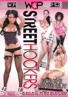 Street Hookers: For The White Guy cover