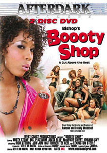 Boooty Shop cover