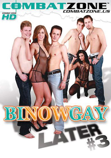 Bi Now, Gay Later 3 cover