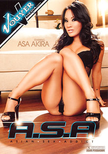 A.S.A. Asian Sex Addict cover