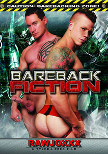 Bareback Fiction cover