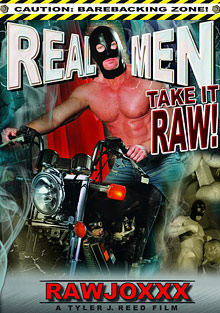 Real Men Take It Raw cover