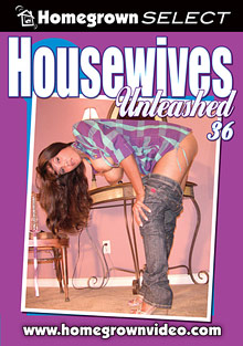Housewives Unleashed 36 cover