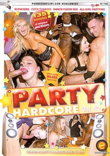 Party Hardcore 52 cover