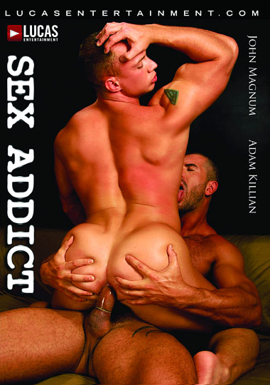 Sex Addict Cover Front
