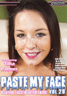 Paste My Face 20 cover