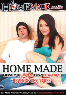 Honey I Sold Our Sex Tape: Revenge Sex Tapes cover