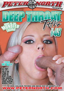 Deep Throat This 43 cover