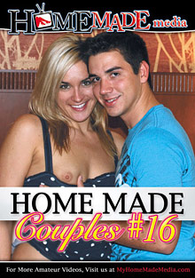 Home Made Couples 16 cover