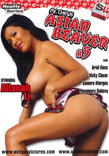 Mr. Chews Asian Beaver 5 cover