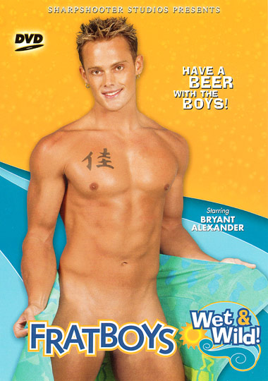 Fratboys Wet and Wild Cover Front