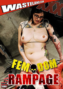 Femdom Rampage cover