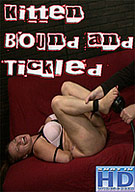 Kitten Bound And Tickled