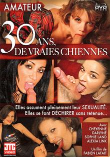 30 Ans Devraies Chiennes cover