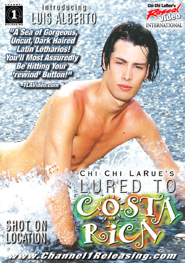Lured to Costa Rica Cover Front