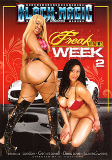 Freak Of The Week 2 cover
