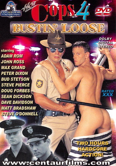 Hot Cops 4 Bustin Loose Cover Front