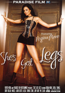 She's Got Legs cover