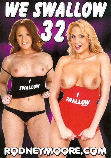 We Swallow 32 cover