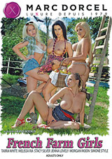 French Farm Girls - French