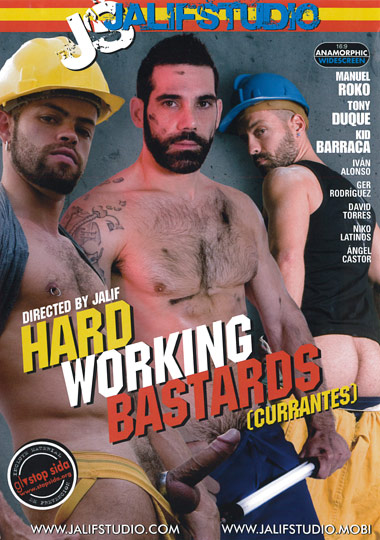 Hard Working Bastards Currantes Cover Front